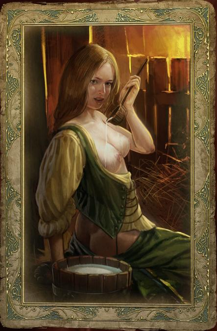 crones witcher are what the 3 Daenerys targaryen game of thrones nude