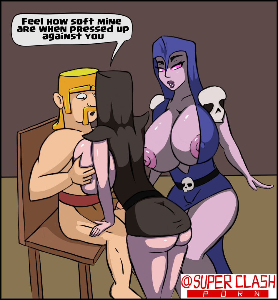 naked clans clash archer of Are nana and popo siblings
