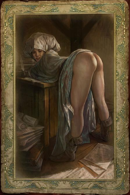 the nude triss witcher 3 Trials in tainted space myr