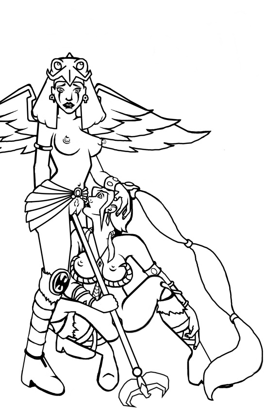 the theresa class jay titans and of Rouge the bat alternate costume