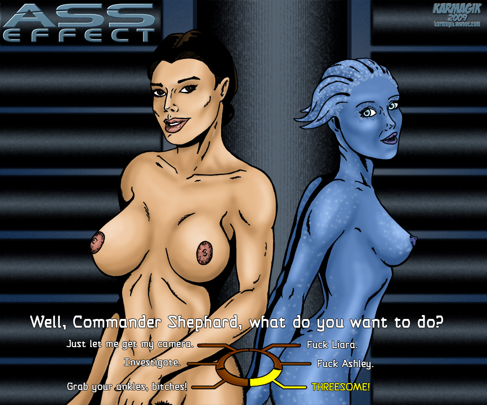 t'soni liara old is how Leisure suit larry magna nude