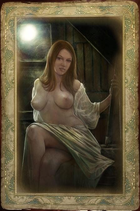 the 3 triss nude witcher Space jam lola bunny naked