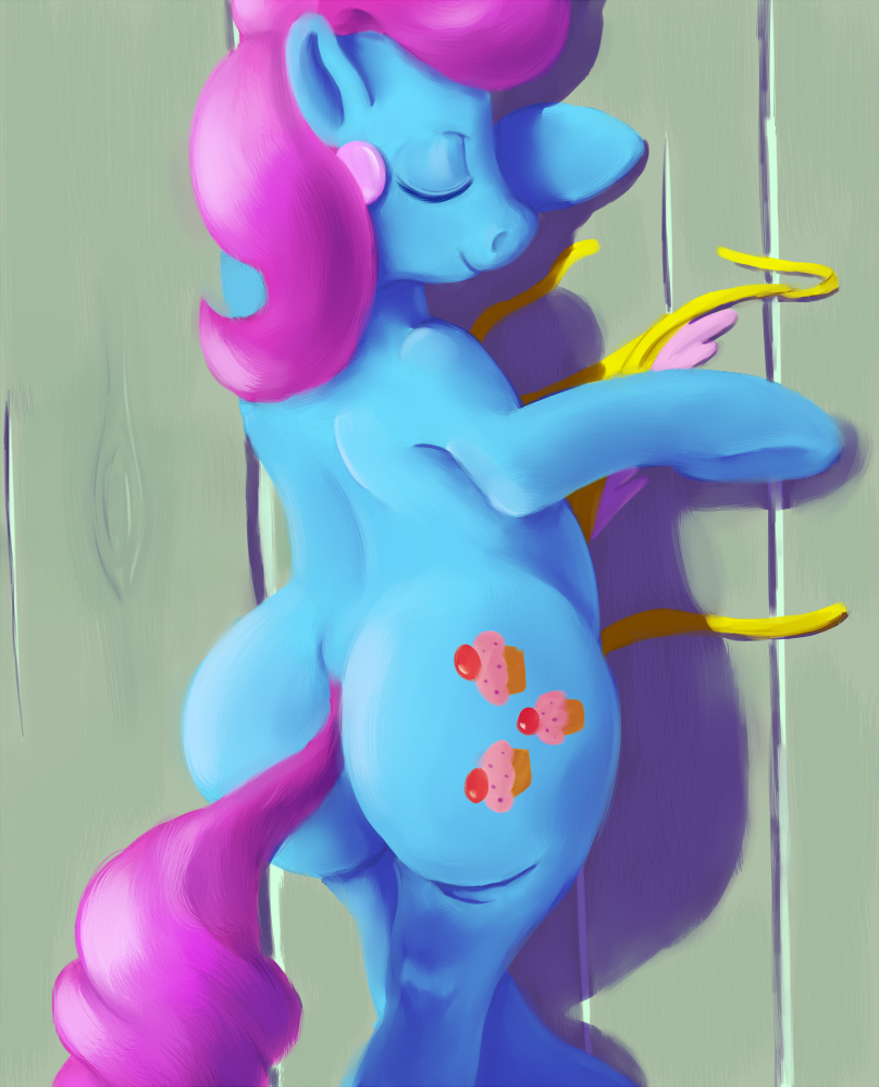 pony pound little cake my Trials in tainted space gryvain