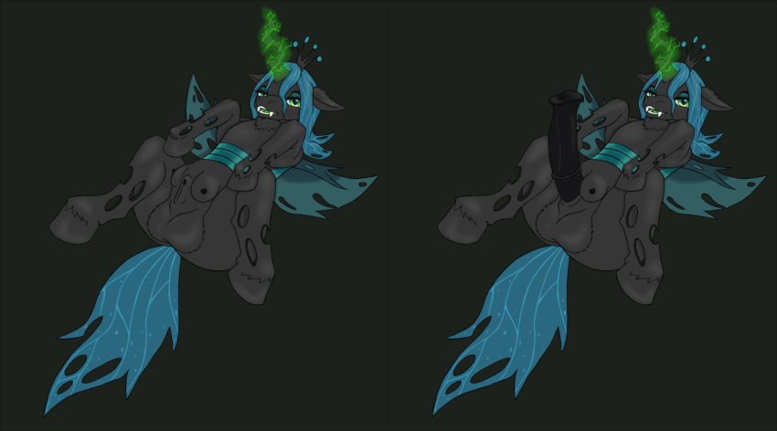 little queen from chrysalis pony my Shut the fuck up you titty monster