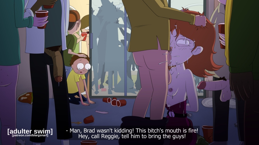 morty and from naked summer rick Scp-860-3