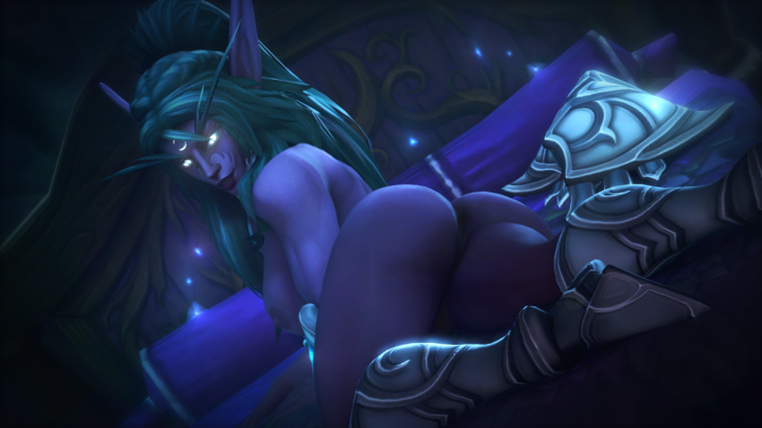 heroes storm the of tyrande Tornado one punch man naked