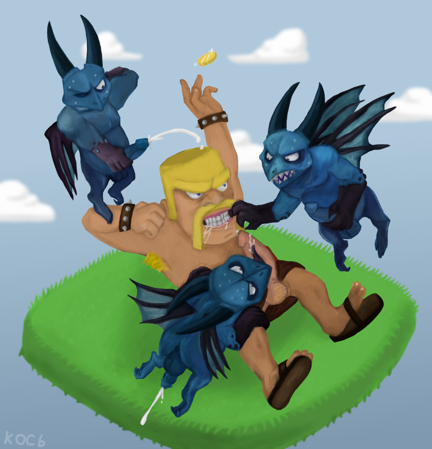 hentai of clash clans witch Naruto dragon ball z fanfiction