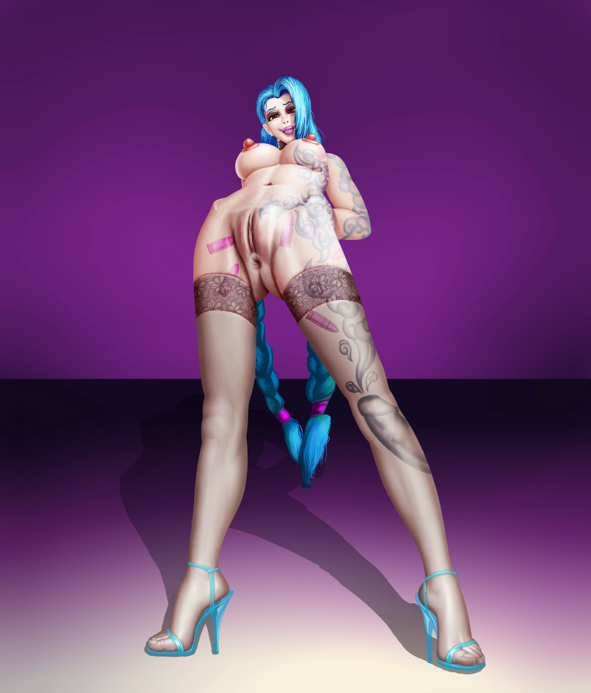 jinx league legends naked of Avatar the last airbender ming