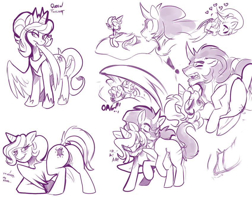 little and sombra king twilight my pony Red dead redemption 2 nudes