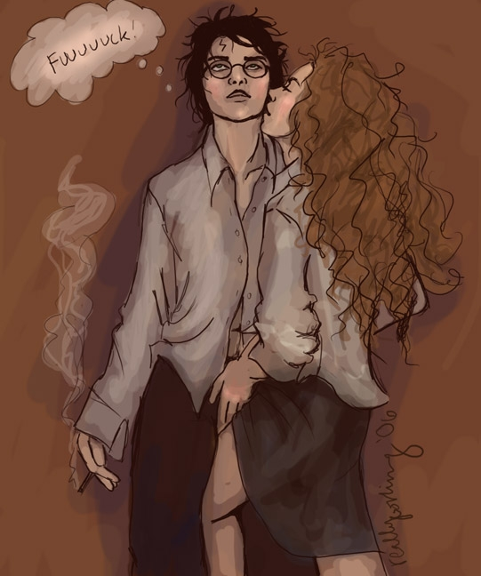 potter from harry naked hermione F is for family naked