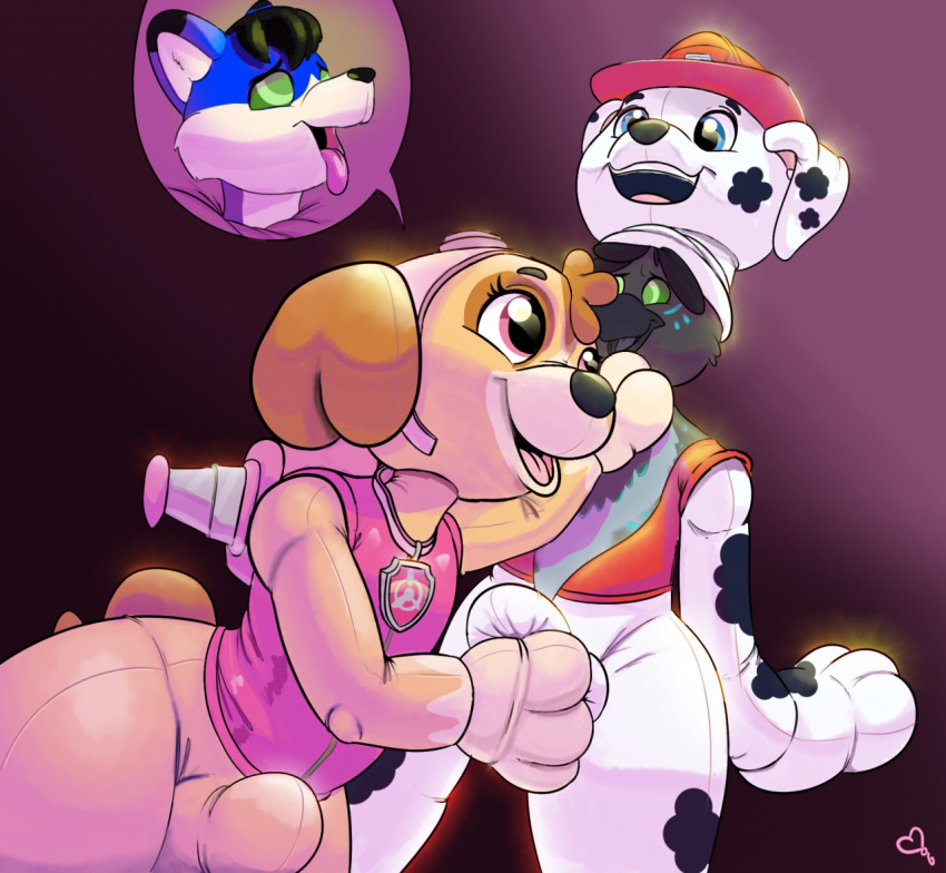 chase skye paw patrol fanfiction and Hunter x hunter leroute hentai