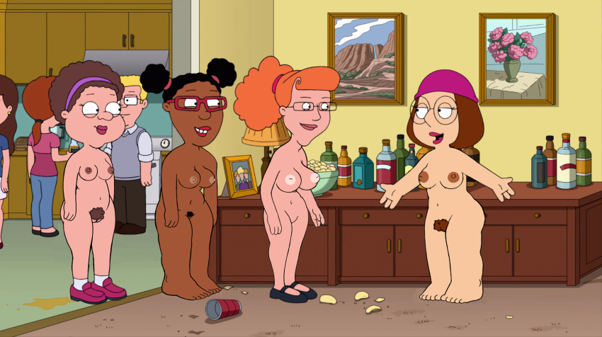 naked family guy louis from K-on azusa gif